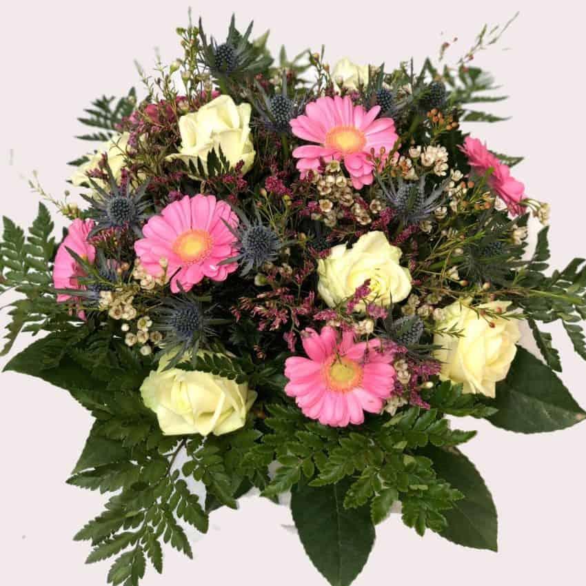 Send blomster online hele Danmark