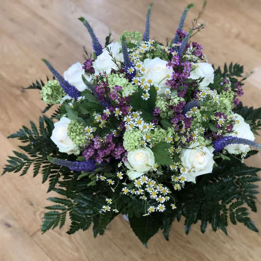Send blomster online hele Danmark leveres til hele Danmark