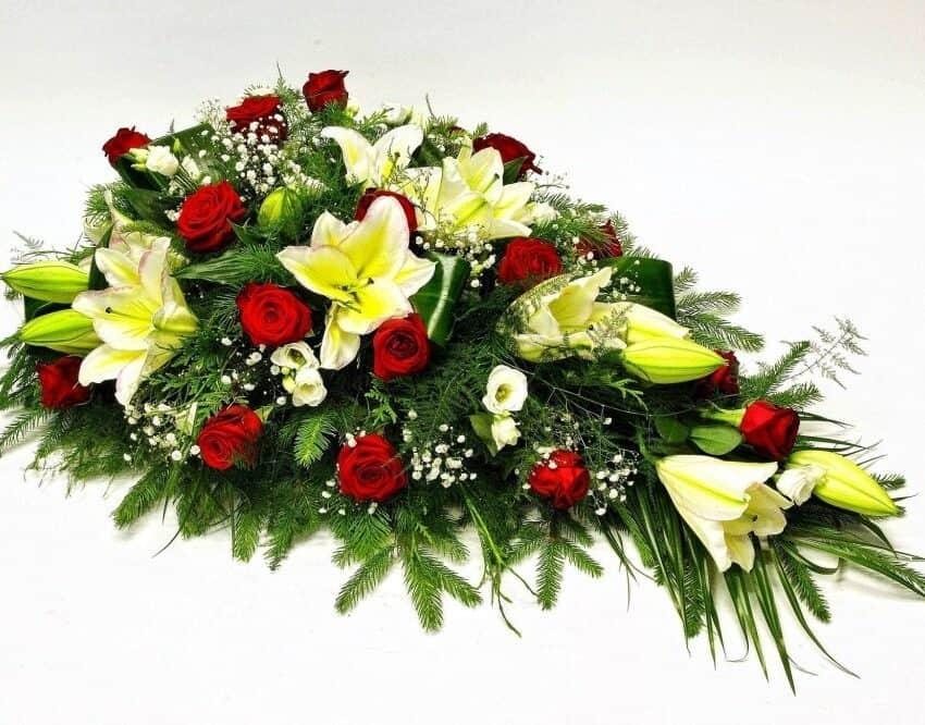 Send blomster til begravelse leveres hele Danmark