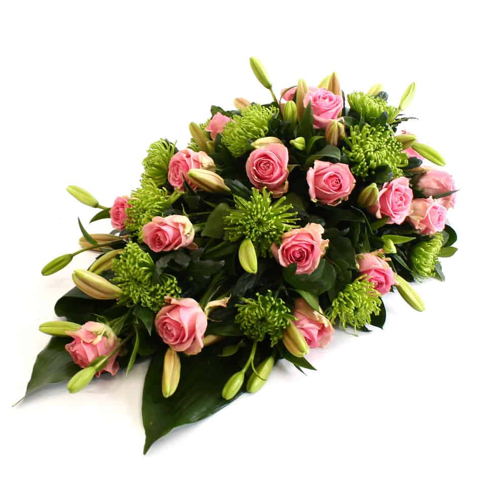 rouwdruppel-roze-rozen